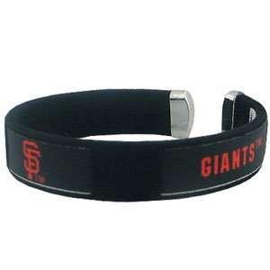 San Francisco Giants MLB Fan Band Cuff Bracelet Sports