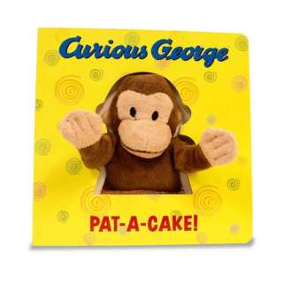 Pat A Cake! [With Curious George Puppet], Rey, H. A.: Childrens Books