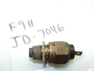 Deere F 911 Front Mow Kawasaki FD620D 22hp Engine Temperature Switch