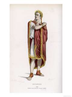 Britannicus the Emperor Nero Giclee Print at AllPosters