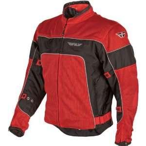 Fly Racing CoolPro Mens Mesh Street Bike Racing Motorcycle Jacket