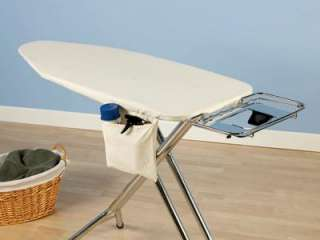 Household Essentials 7347 Wide Top Ironing Board Cover Fits 18 x 48 49