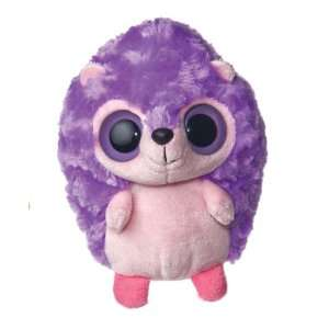 Aurora Hedgie Hedgehog Purple Plush Animal Noise 5