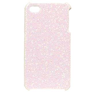 PINK SPARKLING JEWELED iPhone 4 4G Bling Phone Case