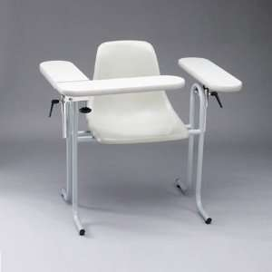Moore Medical MooreBrand Blood Drawing Chair with Plastic