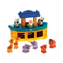 Fisher Price Little People Noahs Ark Playset   Fisher Price   ToysR