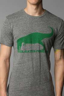 UrbanOutfitters  Local Celebrity T Rex hates Pushups Tee