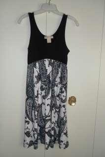 Michael Kors Black Multi Dress XS