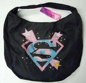 DC Comics Supergirl Travel Diaper Baby Bag Tote NEW