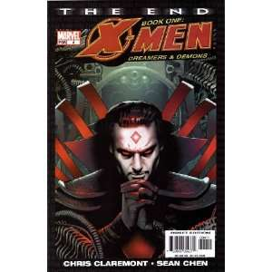 X Men the End Book 1 Dreamers and Demons (2004) #4 Books