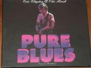 eric clapton otis rush pure blues live montreux 3CD Box