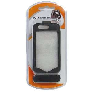 Apple iPhone 3G 3GS Premium Leather Case With Swivel Belt Clip By CS