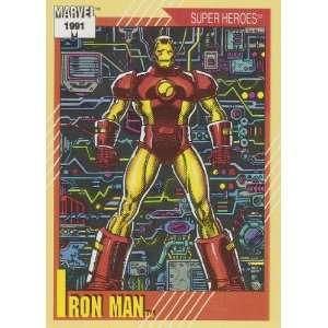 Man #13 (Marvel Universe Series 2 Trading Card 1991)