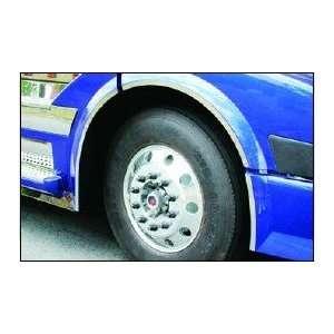 2003+ Volvo Truck VN Front Wheel Well Trim: Automotive