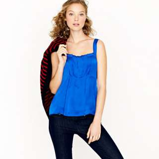 Lana cami   sleeveless   Womens shirts & tops   J.Crew
