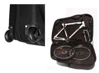 Rutland Cycles   EVA HARD SHELL BIKE BOX CYCLE LUGGAGE BOX CARRYING