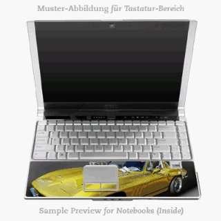 Tastatur (Inlay)   Stingray Laptop Notebook Decal Skin Sticker