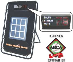 indoor pitching machine