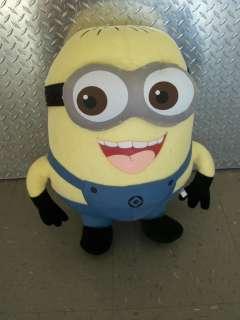 Despicable Me Minion Jorge Two Eye Plush Stuffed Toy Factory