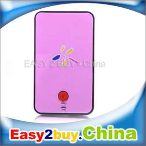 New Mini Portable Warm air Fan Warmer Heater Winter Necessary Pink