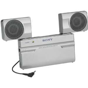 Sony SRS T77 Travel Speakers with Worldwide Voltage AC
