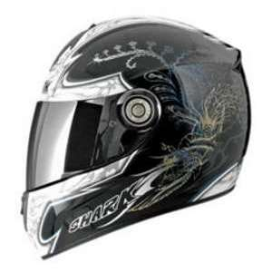 Shark RSI EDEN BLK_GLD MD* MOTORCYCLE Full Face Helmet