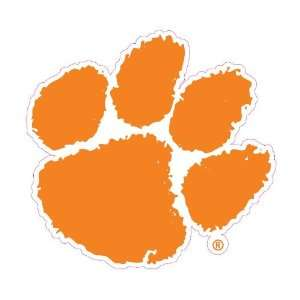 Clemson Tigers Team Auto Window Decal (12 x 10  inch