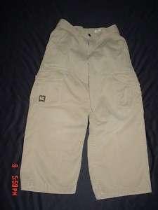 Boys Levis Khaki Pants Carpenter Jeans Size 10 Slim