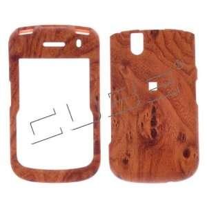 Blackberry Tour 9630 Light Wood Grain Design Hard Case