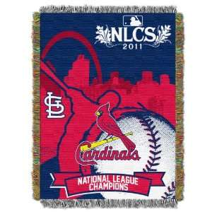 60 Inch National League Champions Acrylic Tapestry