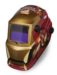 Iron Man Auto Darkening Welding Helmet   700G Series