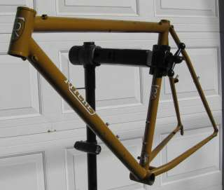 RITCHEY NiTi STEEL Mountain Bike FRAME Small/Medium 4.03 lbs Touring
