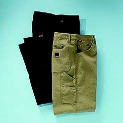 Carpenter Cargo Pants  Craftsman Workwear & Uniforms Mens Workwear