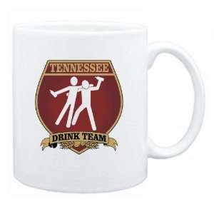Tennessee Drink Team Sign   Drunks Shield  Mug State