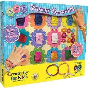Best Friends Forever BFF Bracelets Kit by Creativity for