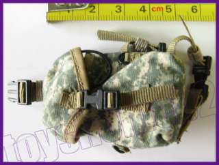 inch action figure modern military u s army combat gear drop leg pouch