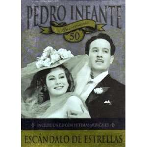 Escandalo De Estrellas + 10 Song CD of Pedro Infante [NTSC