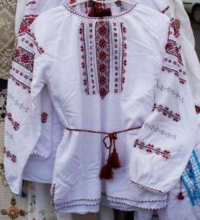 Ukrainian Embroidery SHIRT Linen Mothers day Gift XXL