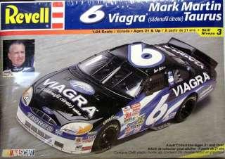 Revell #6 Mark Martin 2002 Viagra Ford Taurus