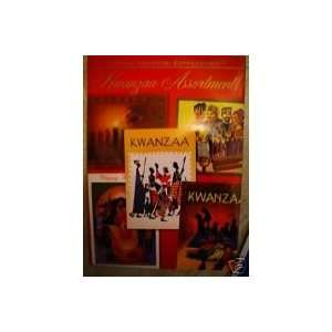 African American Expressions Kwanzaa Assortment Greeting