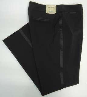 Satin Trim Embellished Career Dress Pants Slacks MSRP$36.00