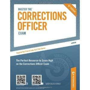 Master the Corrections Officer Exam (Petersons Master the