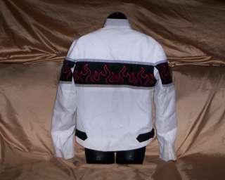 Big lot womens Harley Davidson & Biker tops Jacket Medium FREE