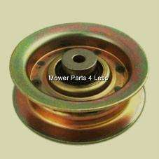 John Deere & Scotts Deck Flat idler Pulley AM132764