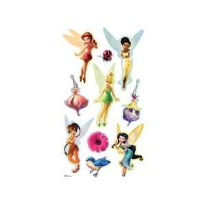 Disney Puffy Stickers: Fairies, Pixies, Posies: Arts, Crafts & Sewing