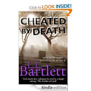 Cheated By Death (The Jeff Resnick Mysteries): L.L. Bartlett: