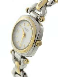 Caravelle by Bulova Quartz Two Tone Stainless Steel Watch for Women NR