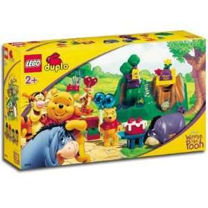 Lego Duplo Surprise Birthday Party for Eeyore 2993: Toys & Games