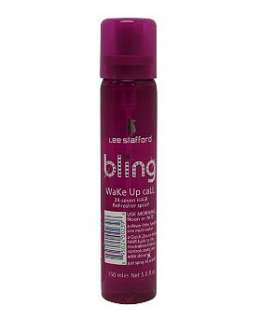 Lee Safford Bling Wake Up Call 24 Seven Hair Refresher Spray 150ml