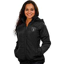 Womens Oakland Raiders Jackets   Buy Oakland Raiders Jacket, Vest for
